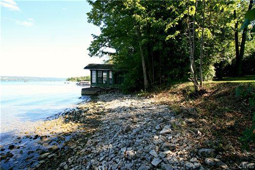Photo of 1860 West Lake Road, Skaneateles, NY 13152 (MLS # S1238992)