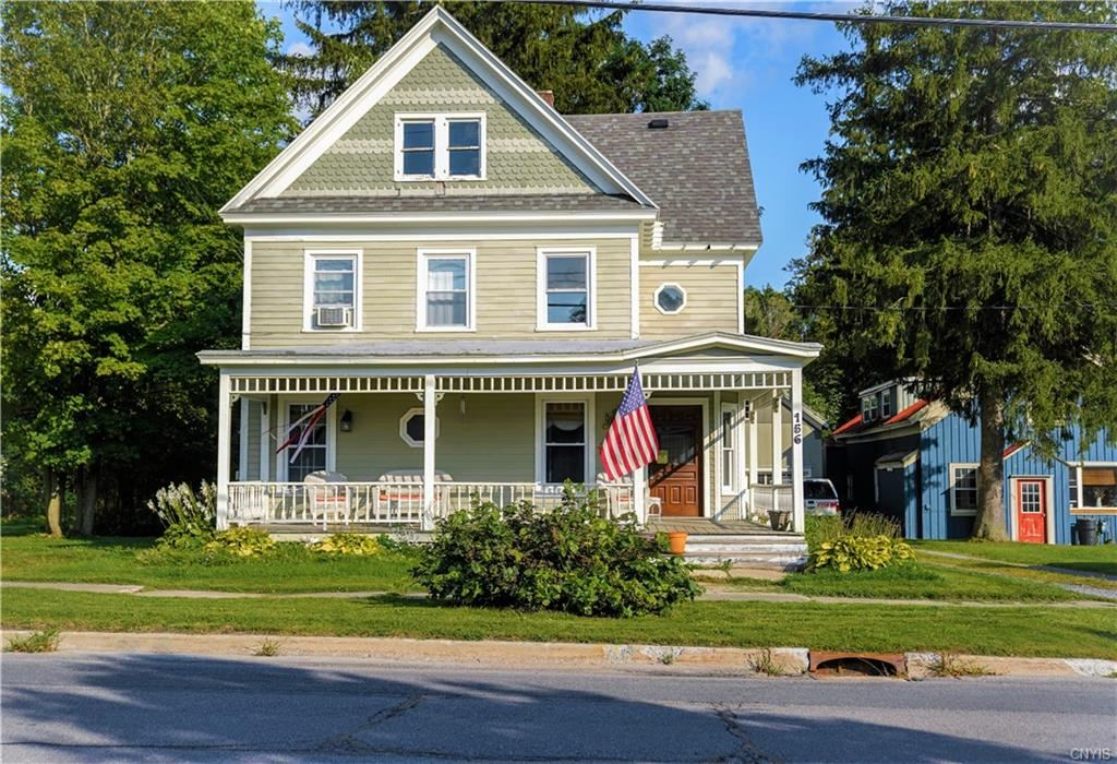 156 Stafford Avenue, Waterville, NY 13480 - MLS#: S1365993