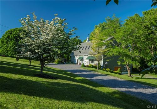 Photo of 2295 Old Seneca Turnpike, Marcellus, NY 13108 (MLS # S1349995)
