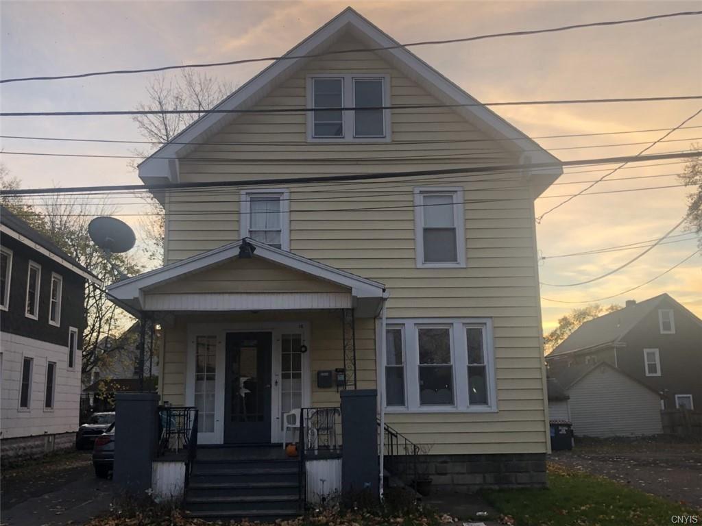 18 Auburn Avenue, Utica, NY 13501 - MLS#: S1305997