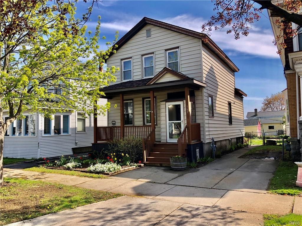 163 E 7th Street, Oswego, NY 13126 - MLS#: S1333999