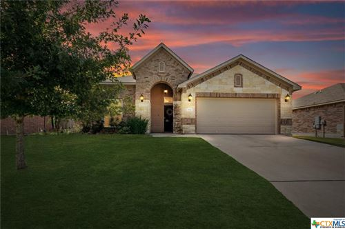 Photo of 421 Coventry Drive, Temple, TX 76502 (MLS # 452167)