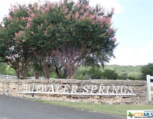 Photo of 0 Junction Circle, Bertram, TX 78605 (MLS # 454271)