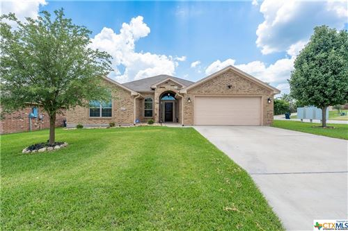 Photo of 8117 Grist Mill Lane, Temple, TX 76502 (MLS # 447438)