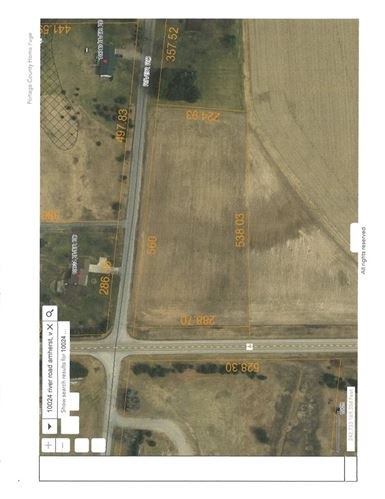 Photo of Lot 2 RIVER ROAD, Amherst, WI 54406 (MLS # 22002010)