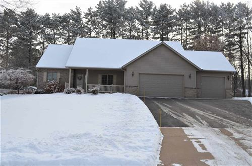 Photo of 5615 OLD COACH ROAD, Wausau, WI 54401 (MLS # 22100092)