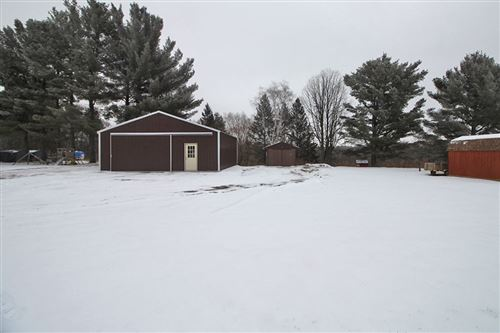 Tiny photo for N2380 COUNTY ROAD K, Merrill, WI 54452 (MLS # 22100120)