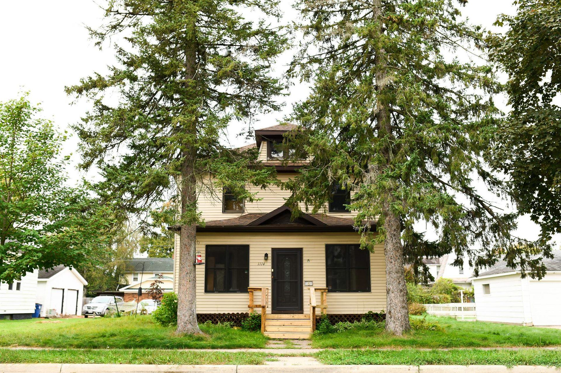Photo for 1114 PROSPECT AVENUE, Wausau, WI 54403 (MLS # 22105121)