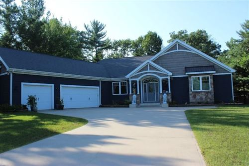 Photo of 4440 RIVER DRIVE, Plover, WI 54467 (MLS # 22104178)