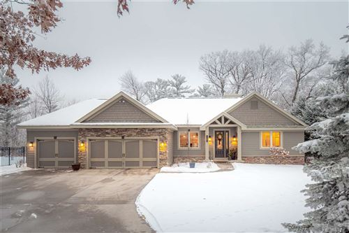 Photo of 4490 RIVER DRIVE, Plover, WI 54467 (MLS # 22100205)