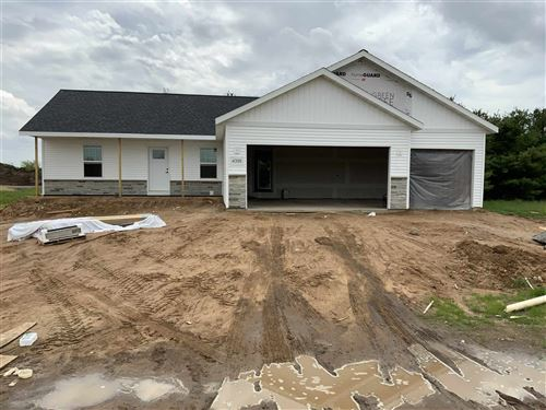 Photo of 4395 LANDCASTER ROAD, Plover, WI 54467 (MLS # 22102437)