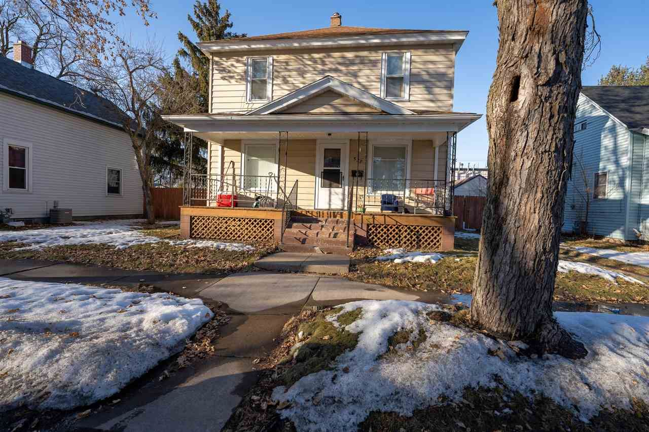 Photo for 528 HUMBOLDT AVENUE, Wausau, WI 54403 (MLS # 22100874)