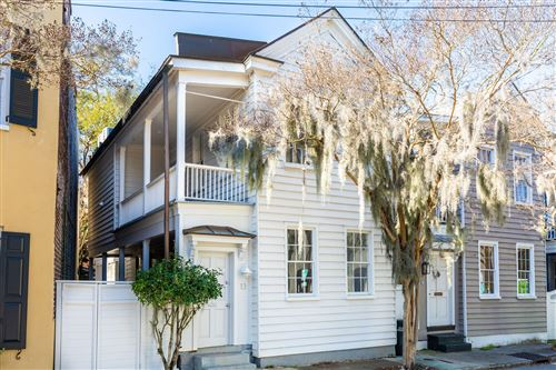 Photo of 13 Anson Street, Charleston, SC 29401 (MLS # 20034013)