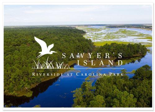 Photo of 3899 Sawyers Island Drive, Mount Pleasant, SC 29466 (MLS # 21009044)