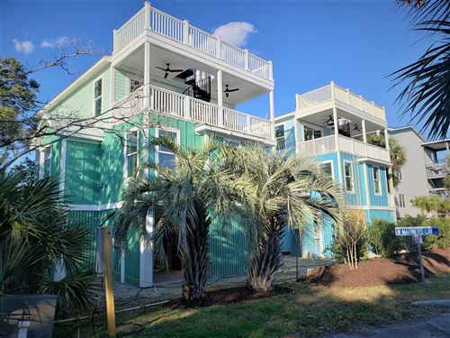 Photo of 16 W Mariners Cay Drive, Folly Beach, SC 29439 (MLS # 19010058)