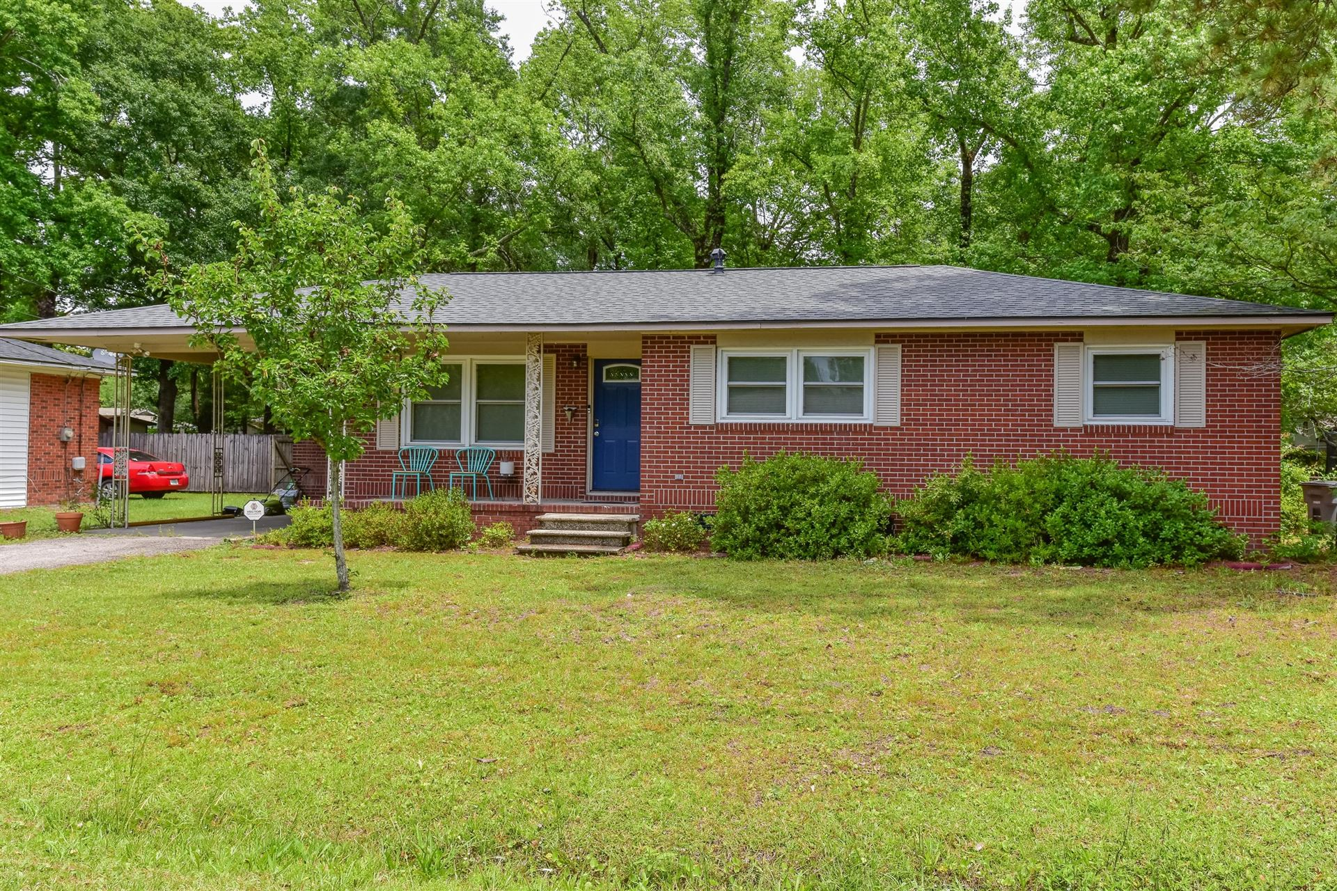 Photo of 4406 Bon Aire Boulevard, North Charleston, SC 29418 (MLS # 20014129)