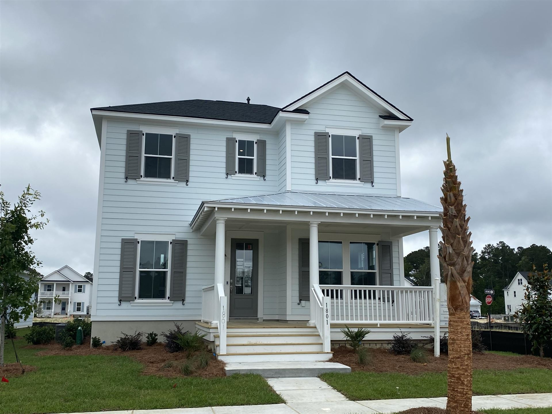 Photo of 1801 Sandy Brook Drive, Mount Pleasant, SC 29466 (MLS # 20014130)