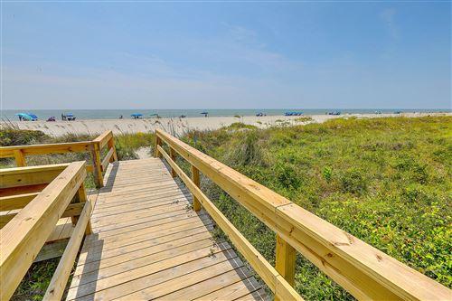 Photo of 15 Beach Club Villas, Isle of Palms, SC 29451 (MLS # 21023138)