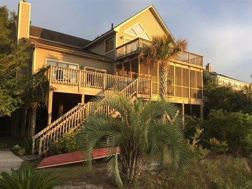 Photo of 292 Little Oak Island Drive, Folly Beach, SC 29439 (MLS # 21027142)