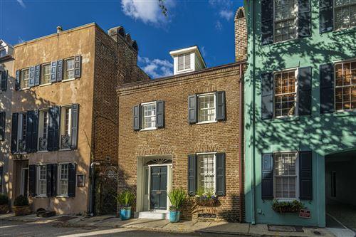 Photo of 14 Elliott Street, Charleston, SC 29401 (MLS # 21001153)