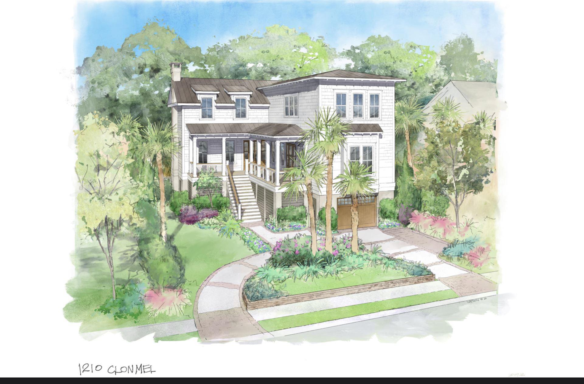 1210 Clonmel Place, Mount Pleasant, SC 29464 - MLS#: 20029177
