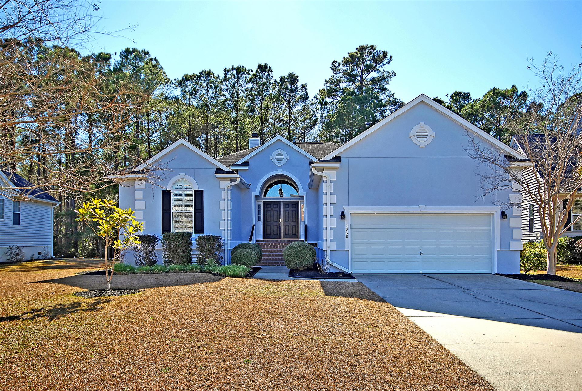 Photo of 1868 Great Hope Drive, Mount Pleasant, SC 29466 (MLS # 21005177)