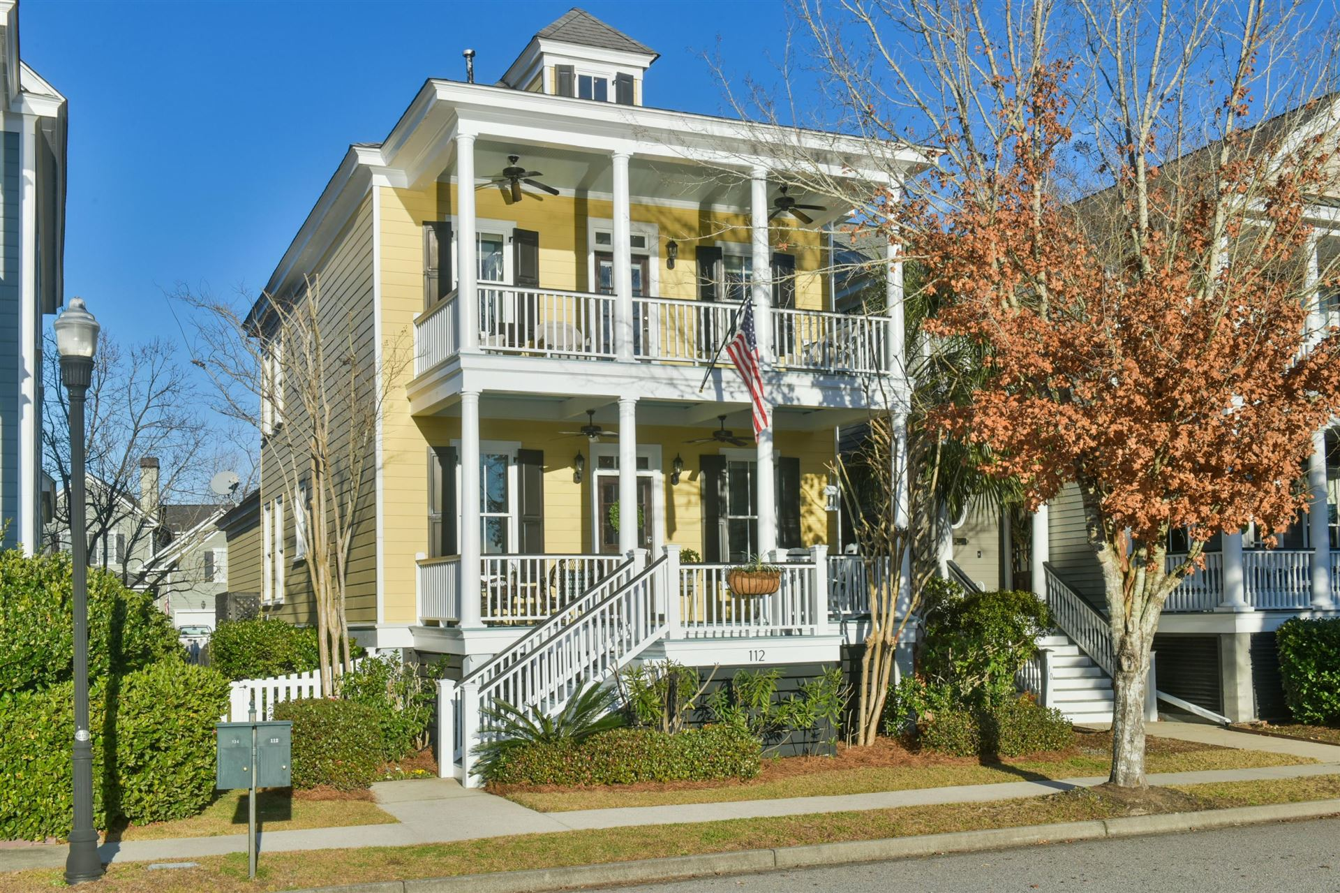 Photo of 112 Currier Street, Charleston, SC 29492 (MLS # 21002178)