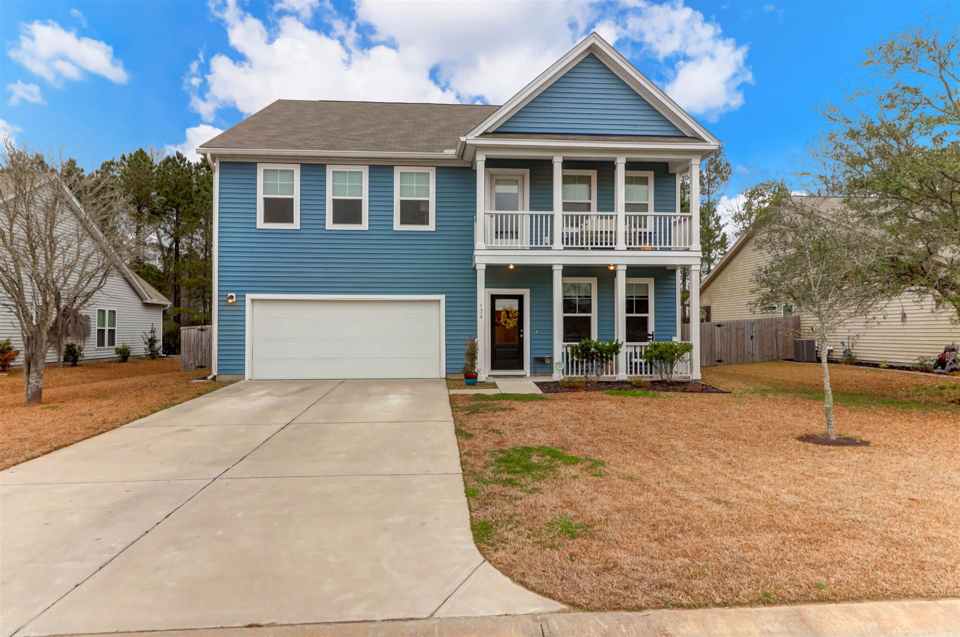 Photo of 134 Cypress Plantation Road, Moncks Corner, SC 29461 (MLS # 21002197)