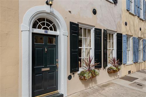 Photo of 16 Tradd Street, Charleston, SC 29401 (MLS # 21004198)