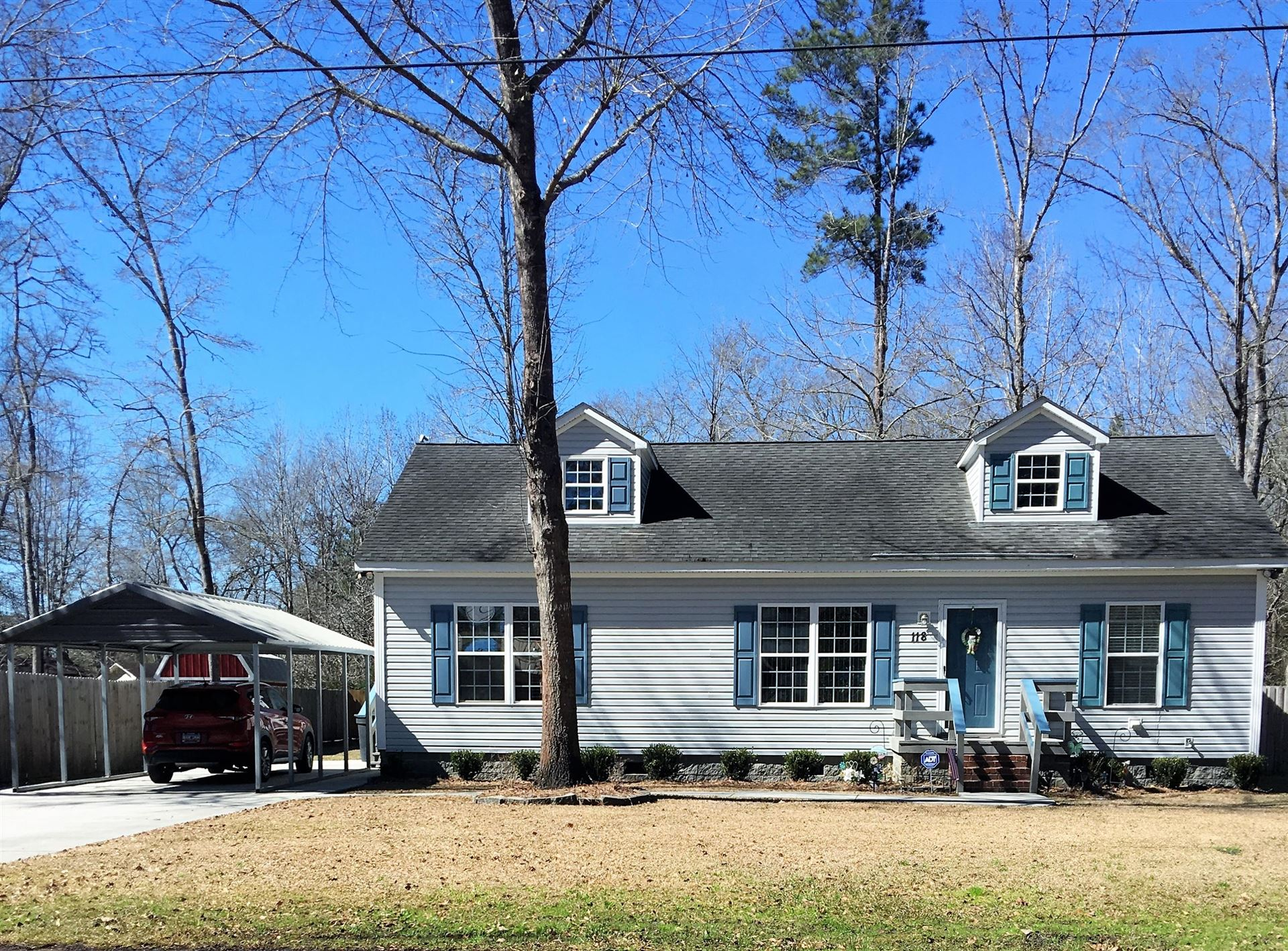 Photo of 118 James Street, Walterboro, SC 29488 (MLS # 21005198)