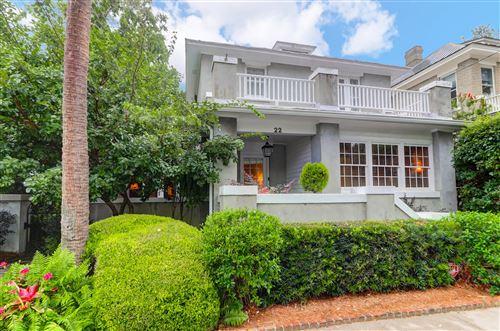 Photo of 22 Limehouse Street, Charleston, SC 29401 (MLS # 21023203)