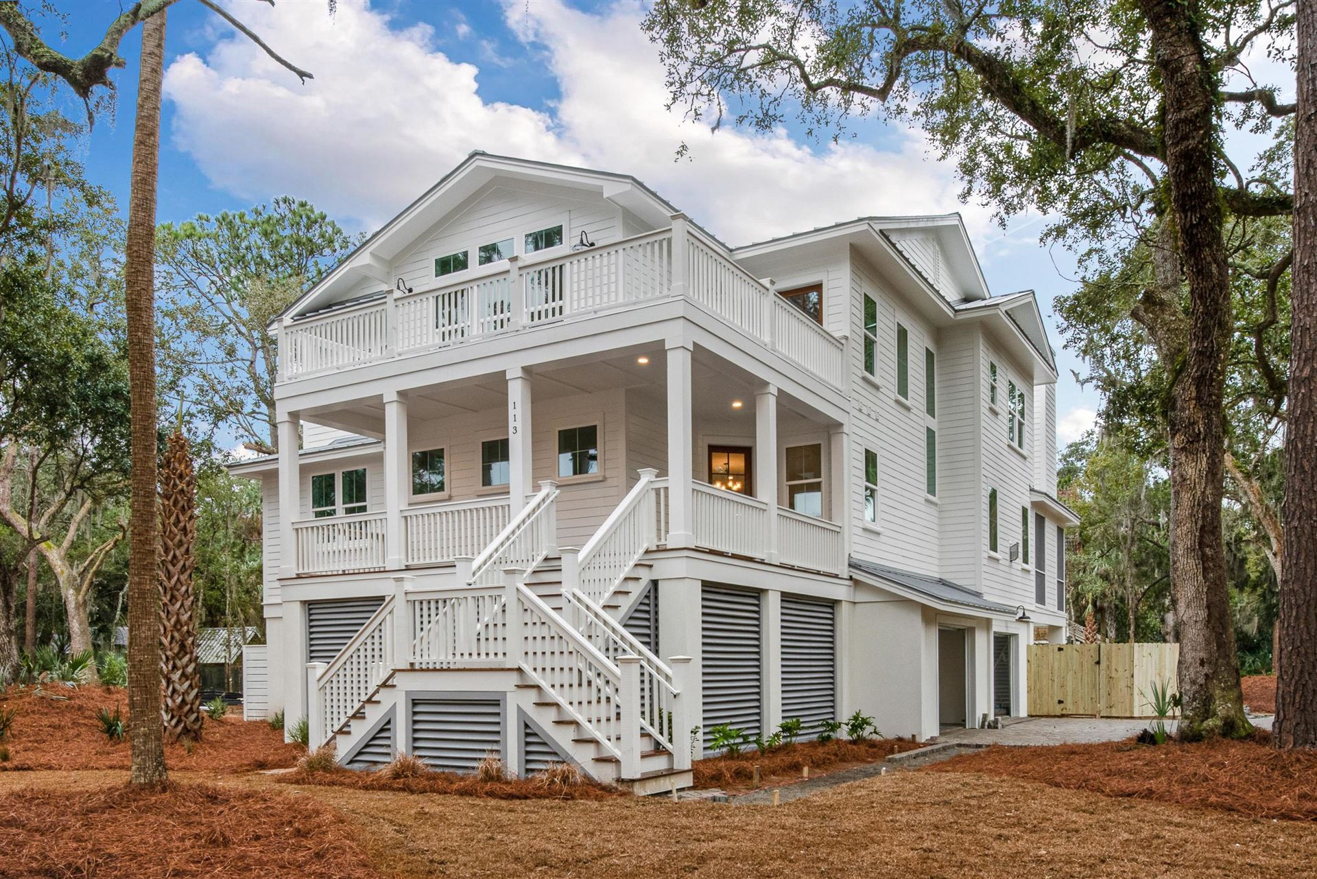 Photo of 111 Forest Trail, Charleston, SC 29492 (MLS # 21005204)