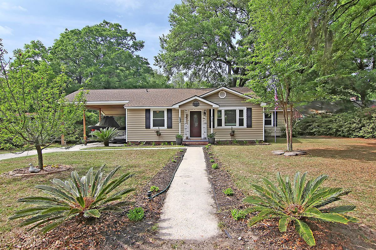 Photo of 4338 Flynn Drive, North Charleston, SC 29405 (MLS # 21010223)