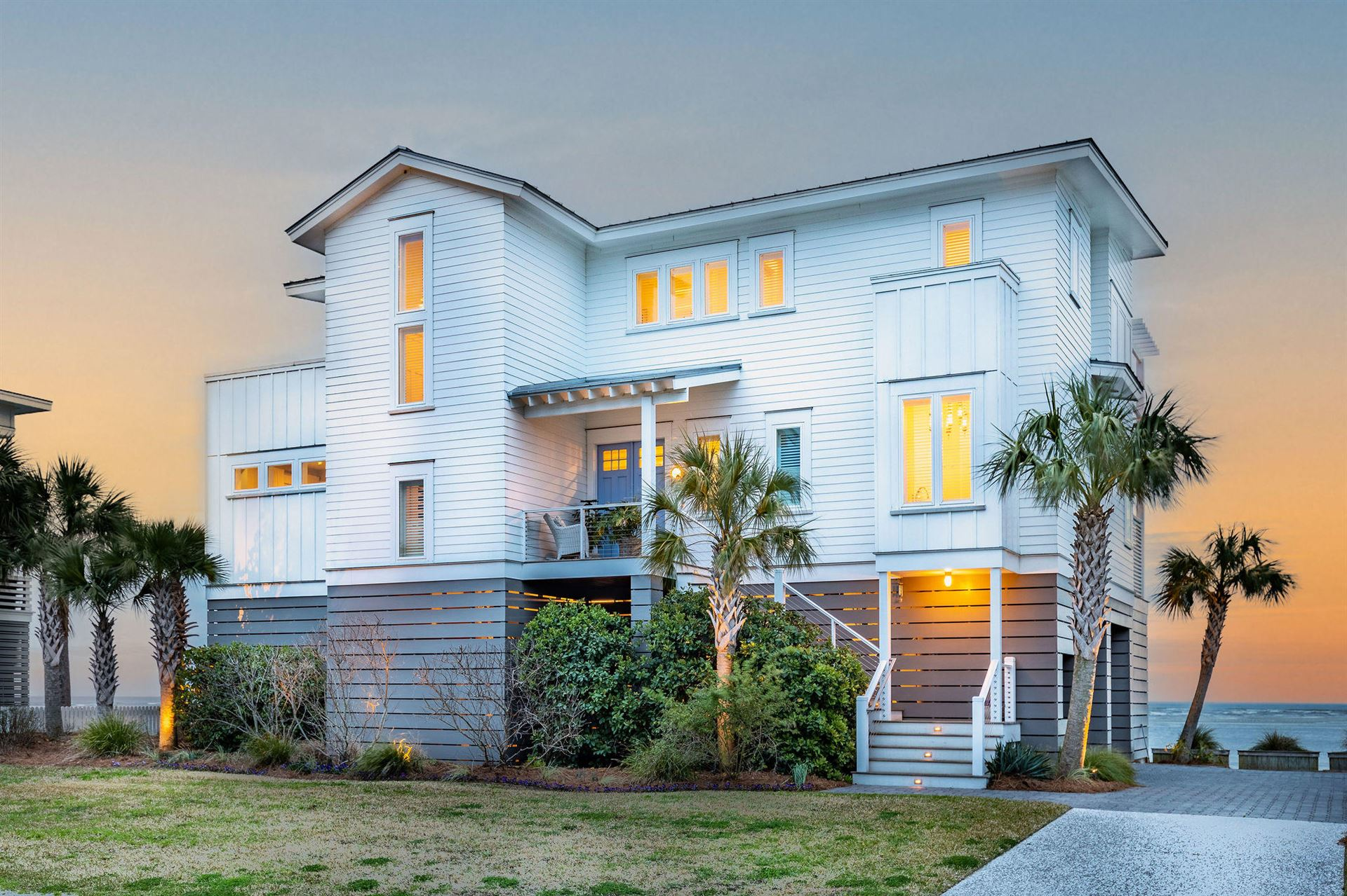 Photo of 3013 Marshall Boulevard, Sullivans Island, SC 29482 (MLS # 21010234)
