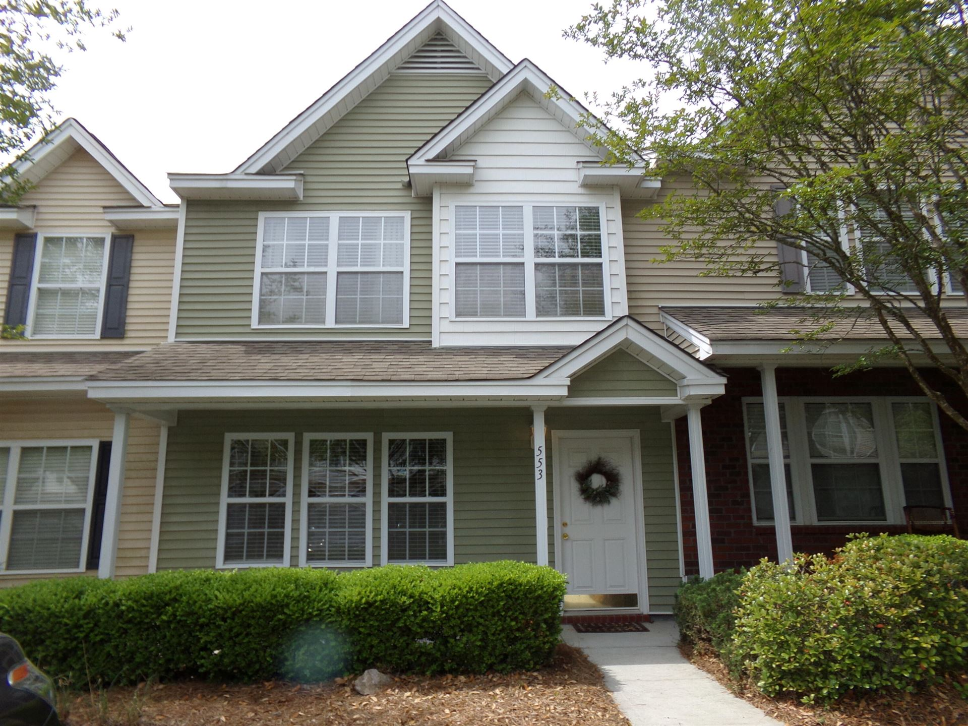 Photo of 553 Tayrn Drive, Wando, SC 29492 (MLS # 21010237)