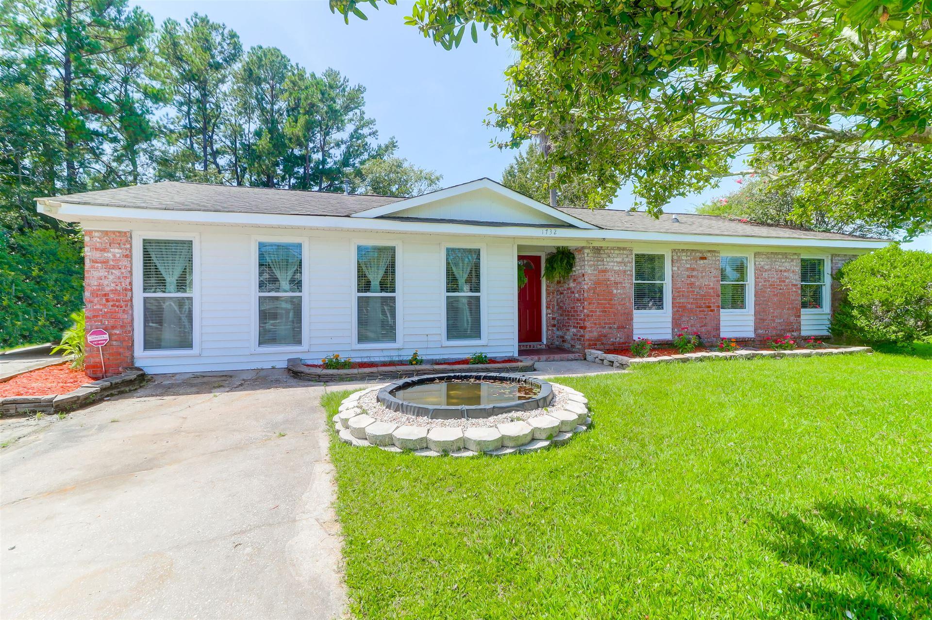 1732 Boone Hall Drive, Charleston, SC 29407 - MLS#: 21024241