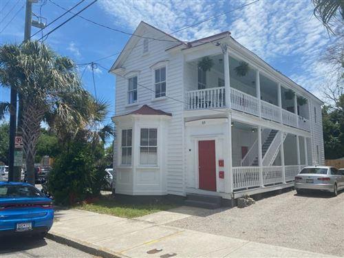Photo of 53 Columbus Street #A & B, Charleston, SC 29403 (MLS # 21028267)