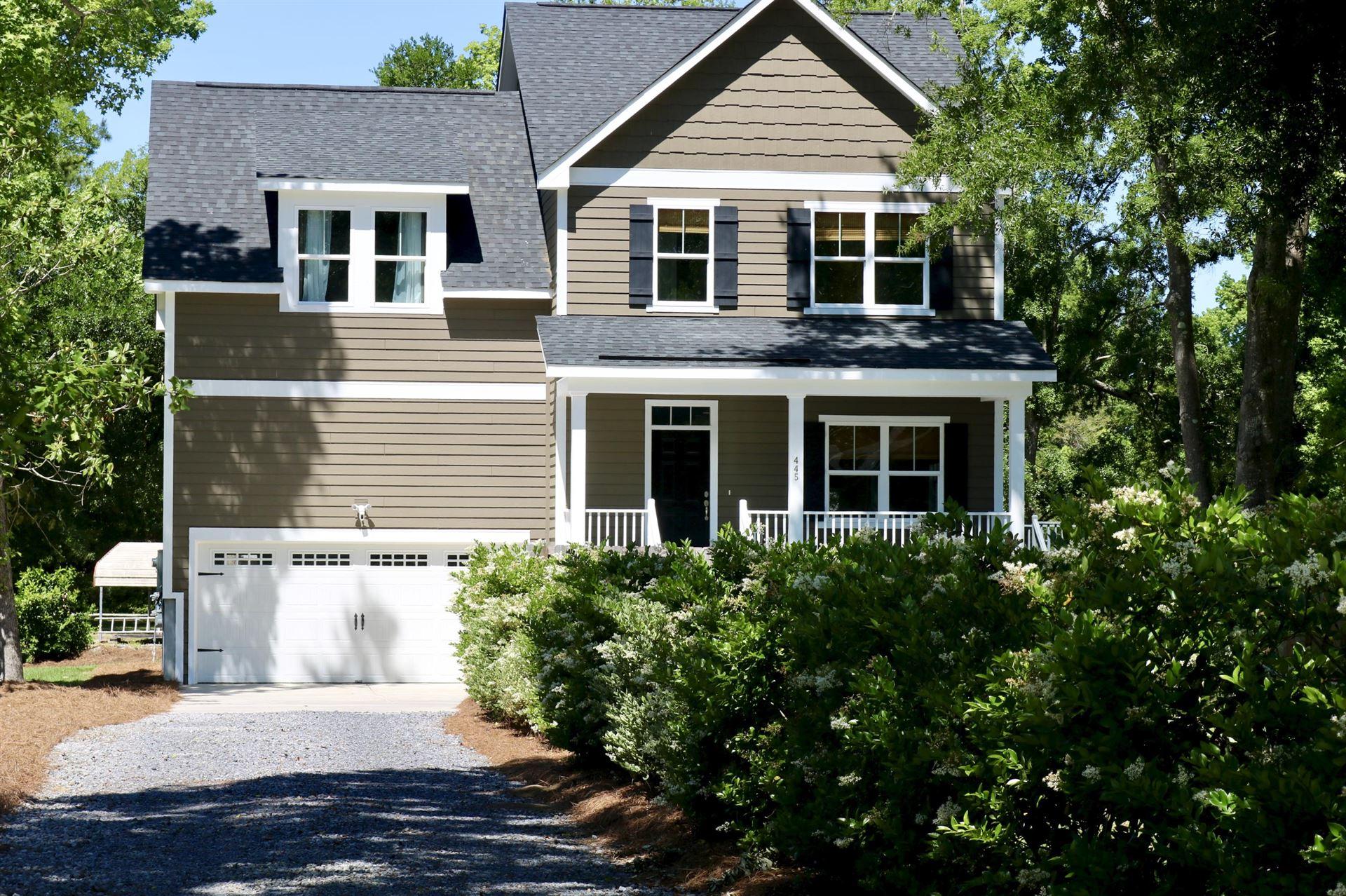 445 Woodland Shores Road, Charleston, SC 29412 - MLS#: 21012274