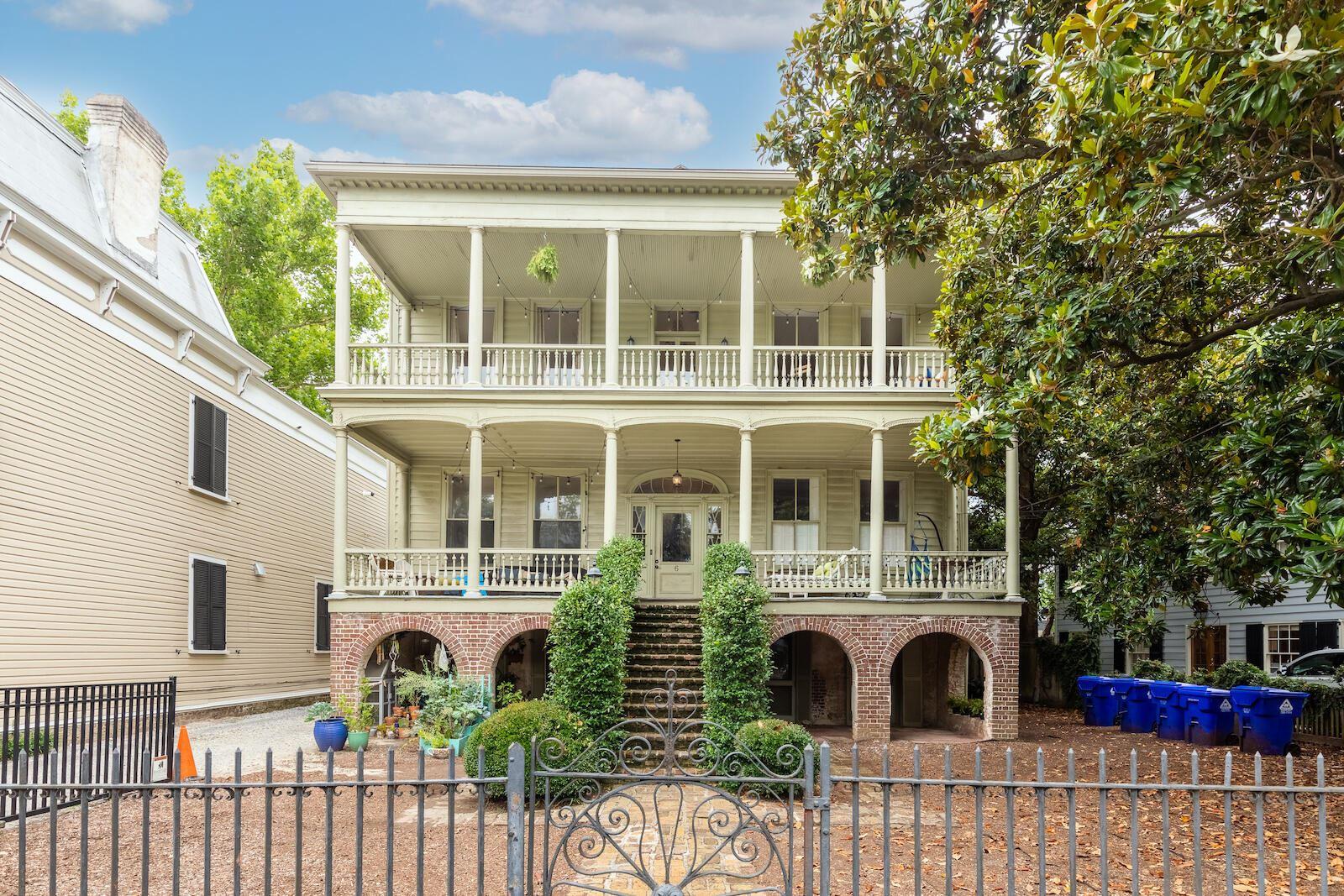 6 Montagu Street, Charleston, SC 29401 - #: 21018281