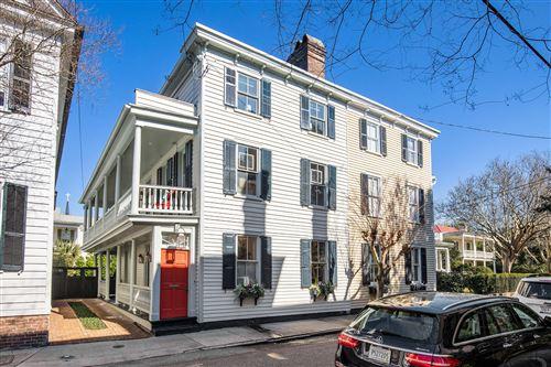 Photo of 114 Tradd Street, Charleston, SC 29401 (MLS # 21004297)