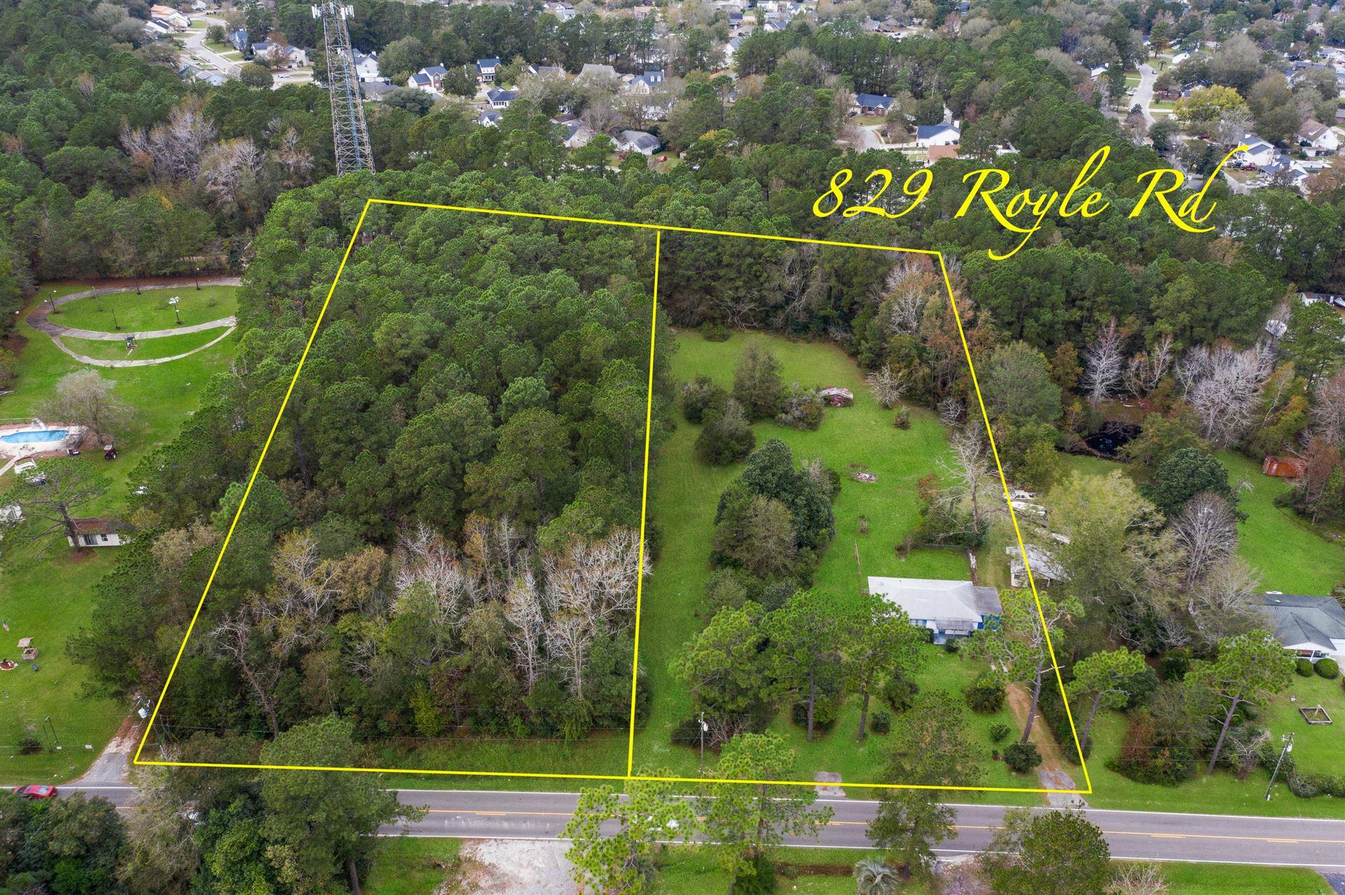 829 Royle Road, Ladson, SC 29456 - #: 20033298