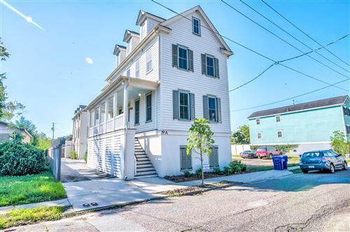 Photo of 19 Reid Street #A, Charleston, SC 29403 (MLS # 21026302)