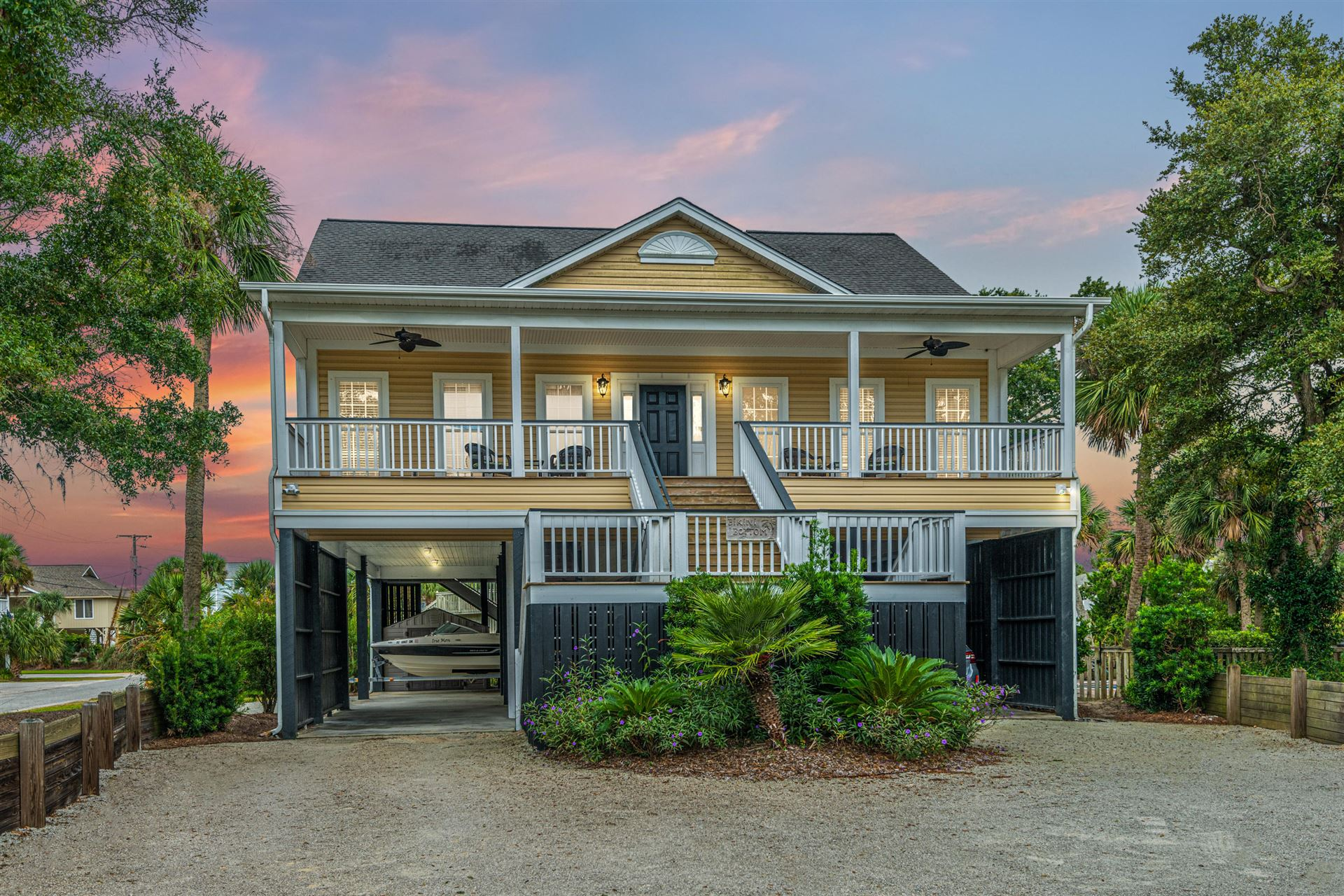 Photo of 201 Lily Street, Edisto Island, SC 29438 (MLS # 20029330)