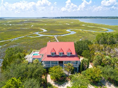 Photo of 2719 Jenkins Point Road, Seabrook Island, SC 29455 (MLS # 19023356)