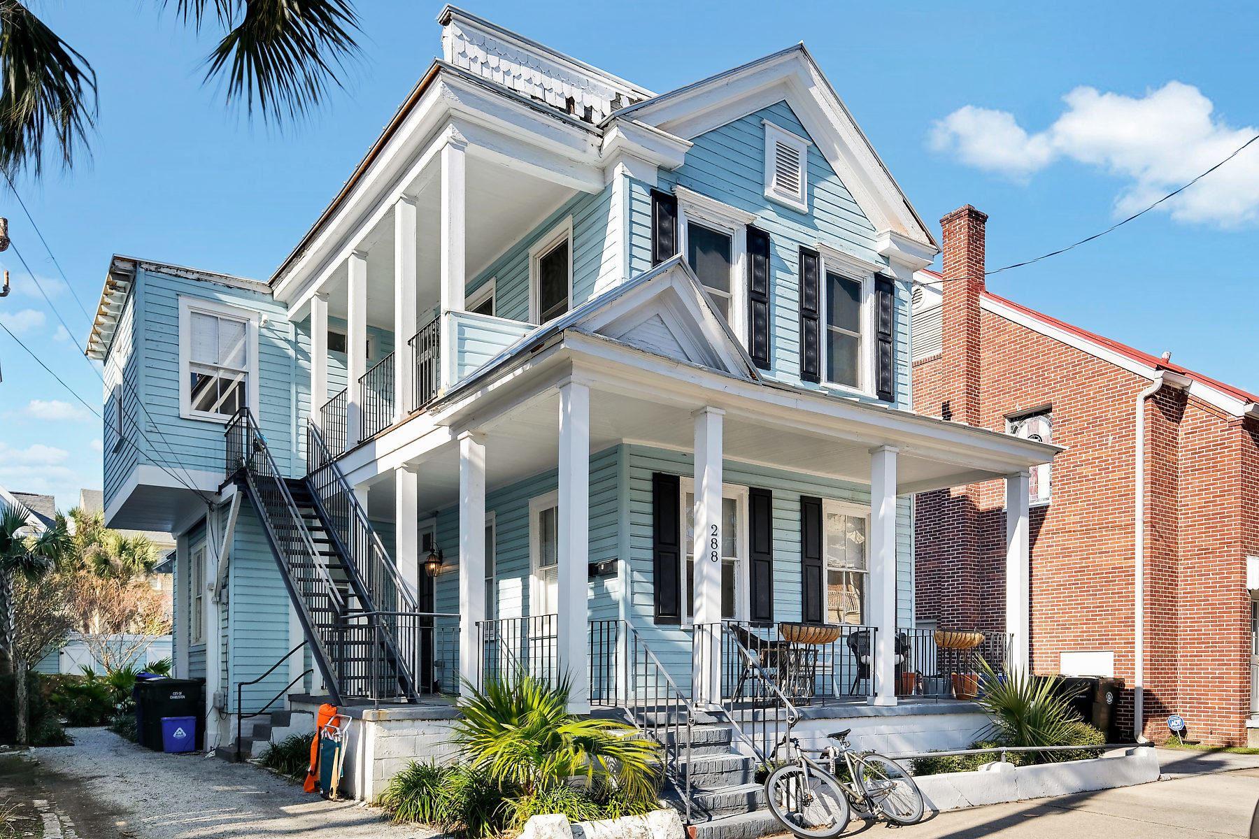 288 Sumter Street #A & B, Charleston, SC 29403 - #: 20005358