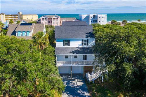 Photo of 214 W Cooper Avenue #B, Folly Beach, SC 29439 (MLS # 21001395)