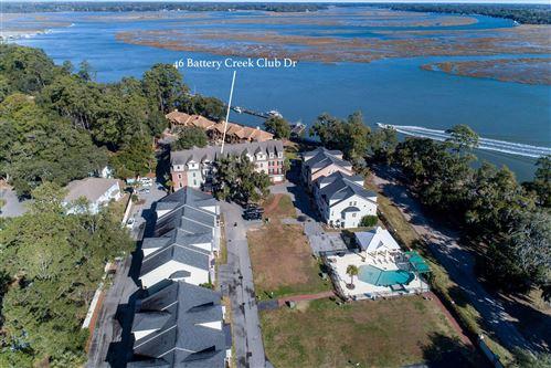 Photo of 46 Battery Creek Club Drive, Beaufort, SC 29902 (MLS # 21001421)