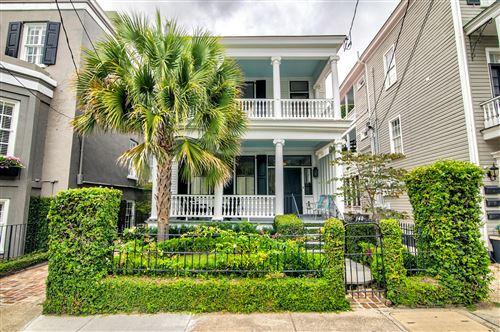 Photo of 140 Tradd Street, Charleston, SC 29401 (MLS # 21015429)