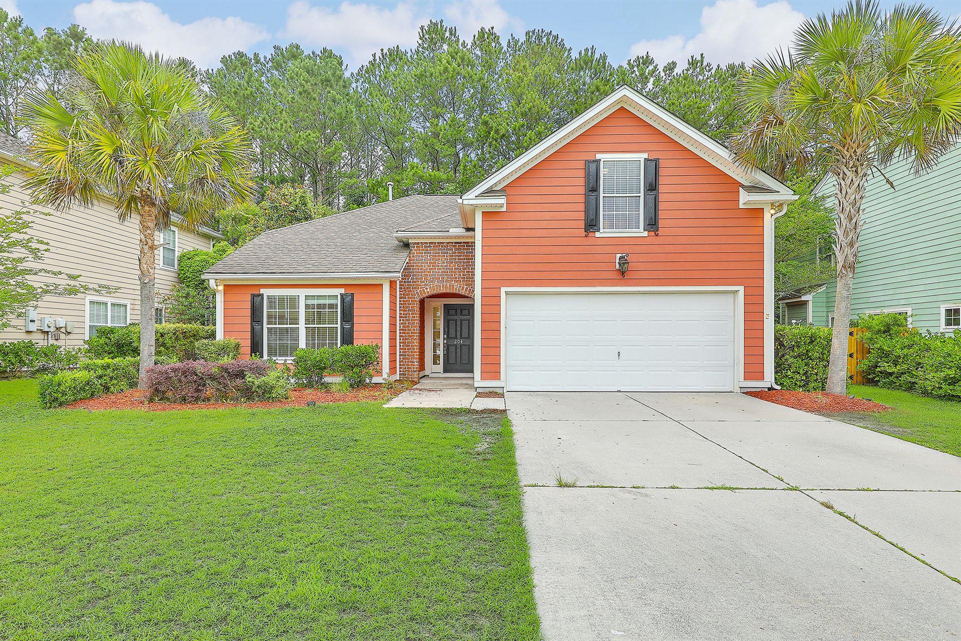 204 Nelliefield Creek Drive, Charleston, SC 29492 - MLS#: 21016450