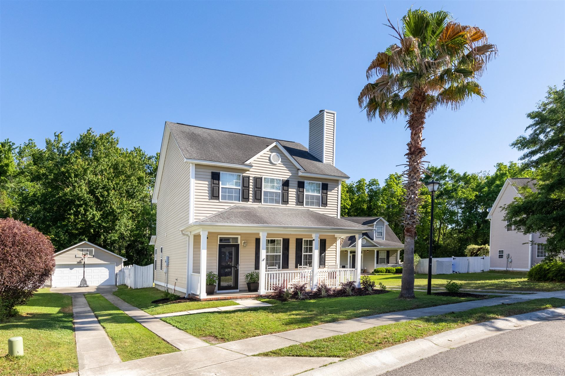 1479 Swamp Fox Lane, Charleston, SC 29412 - #: 21012451
